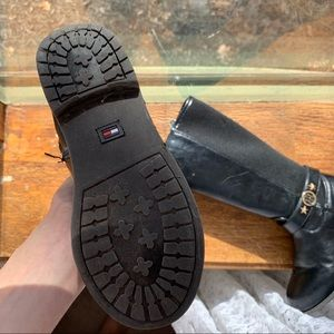 Tommy Hilfiger Andrea Bootstraps